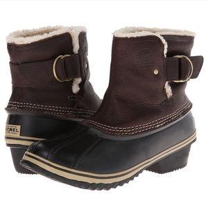 Sorel winter fancy II short boots